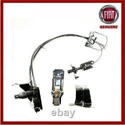 Véritable Fiat Ducato Motorhome Spare Wheel Hanger Lift Winch Kit 71807355 Nouveau
