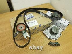 Véritable Ford Focus Rs Mk2 2.5 2004-2012 Timing Belt Kit & Water Pump 1726568