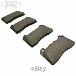 Véritable Ford Focus Rs Mk3 Plaquettes De Frein Avant Set Kit X4 2016-2018 2003984