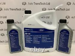 Véritable Ford Galaxy Powershift 6dct450 6 Speed Automatic Gearbox Oil Service Kit