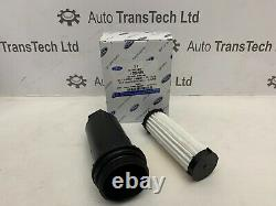 Véritable Ford Powershift 6dct450 6 Speed Automatic Gearbox Oil 6l Kit De Service