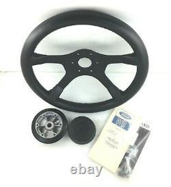 Véritable Ford Rs Motorsport 4 A Parlé Volant. Fiesta Mk3, Nos Dans La Boîte 16a