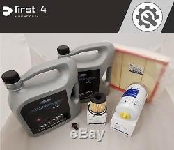 Véritable Ford Transit Mk7 2.2l 2006-2011 Service Kit Inc. Oil & Tous Les Filtres Sv18