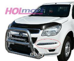 Véritable Holden Rg Colorado Drl Led Daytime Running Light Upgrade Kit Gmh 2013-16