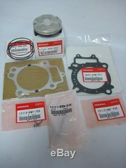 Véritable Honda Crf250r Oem Remplacement Top End Kit Pour 2006 2007 Crf250 Dirtbike