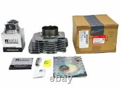 Véritable Honda Foreman 500 Cylindre Pot Piston Kit Joints D'extrémité Supérieure Fpe Fe Fm