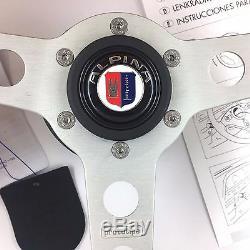 Véritable Kit Volant Et Moyeu Momo Prototipo. Pour Bmw Alpina Avec Corne
