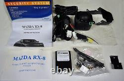 Véritable Mazda Rx-8 Factory Alarm Upgrade Kit