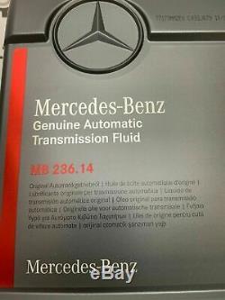 Véritable Mercedes Benz 722,6 5 Automatique Huile Boîte De Vitesses De Filtre Service Kit