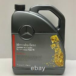Véritable Mercedes Benz 722.9 7 Vitesse Kit De Service Automatique De Filtre De Boîte De Vitesses 6l Huile