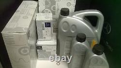 Véritable Mercedes Service Kit E220 CDI W212 Modèles 651 Diesel, Tous Filters Inc