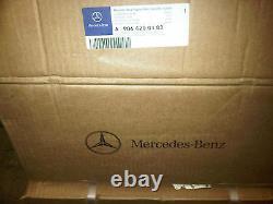 Véritable Mercedes Sprinter Wdb906 Front Brake Discs & Brake Pad Kit 2006