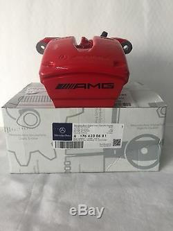 Véritable Mercedes W176 Classe Rh Arrière A45 Amg Rouge Frein A1764230481 Nouveau