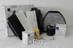 Véritable Mercedes-benz C218 Cls 350 CDI Diesel Om642 Filtre Service Kit