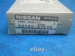 Véritable Nissan 1990-1993 300zx Z32 Power Transistor Kit New Oem
