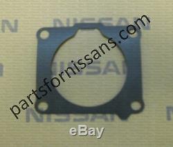 Véritable Nissan Frontier Xterra 3.3 Vg33 De Refroidissement Bypass Corps De Papillon Kit Tuyau