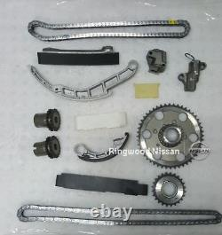 Véritable Nissan Navara Timing Chain Kit D40t Thai Construit Yd25ddti