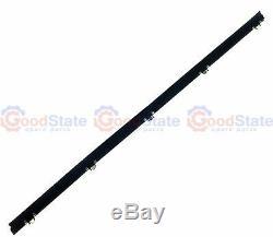 Véritable Nissan Patrol Y60 Gq Porte Weatherstrip Set Kit 4 Portes Électriques Miroir