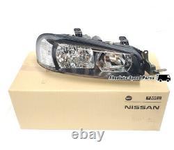 Véritable Nissan Skyline R34 Gtr Halogen Head Lights Kit 26010-aa025 26060-aa025