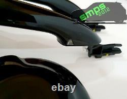 Véritable Nouvelle Marque Mini F56 Poignées De Porte Noires Et De Carburant Cap Kit Cooper S Jcw