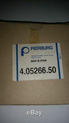 Véritable Réparation De La Pompe À Vide Mercedes Kit 240d 300d 300sd 300cd W123 W126 Pierburg