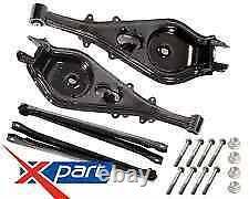 Véritable Rover 75 Bras De Suspension Arrière Supérieur Kit Complet Mg Zt Rgg104962 Rgg104972 Xp