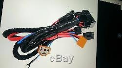 Véritable Ultraflex4x4 Toyota 80 Series Externes Lumières Kit Set. Salut / Lo Kit