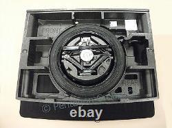 Véritable Vauxhall Astra K Mk7 16 Space Saver Spare Wheel Full Kit Holder &carpet