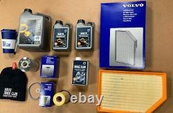 Véritable Volvo Service Kit D5 Modèles Xc70 Xc60 S60 V60 Xc90 V70 Fluide De Frein Libre