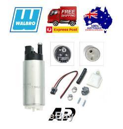 Véritable Walbro Gss342 255 Lph En Réservoir Haute Pression Pompe À Essence Kit Universel