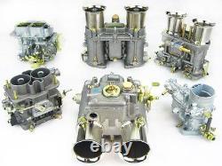 Véritable Weber 32/36 Dgv Carburettor Conversion Kit For Mitsubishi 2.0 2.6 Astron
