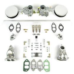 Véritable Weber 34ict Carburateur Kit Jeté Pour 1.9/2.0 Vw T25 Waterboxer