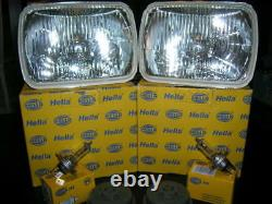 Vw 79-84 Rabbit Genuine Hella Ecodes H4 Head Light Kit