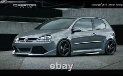 Vw Golf 5 / Full Body Kit / Perfect Fit / Real Photo