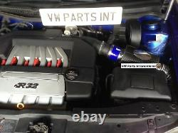 Vw Golf Mk4 R32 Forge Air Intake Induction Kit Véritable Filtre À Air De Performance