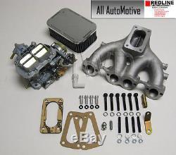 Vw Lapin Scirocco Haute Perf. Kit Carburateur Weber 8v 1.5, 1.6, 1.7, 1.8 Moteur