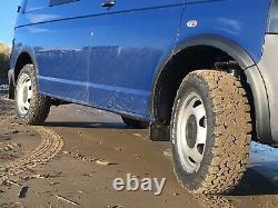 Vw Swamper Wheel Arch Kit Vw Transporter T5 Lwb Livraison Gratuite D'origine Vw