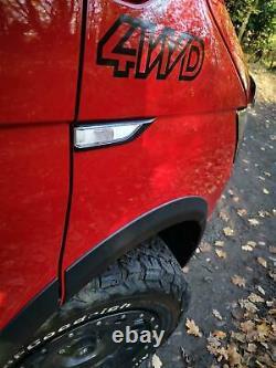 Vw Swamper Wheel Arch Kit Vw Transporter T6 Lwb Livraison Gratuite D'origine Vw