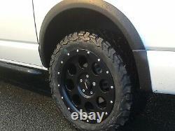 Vw Swamper Wheel Arch Kit Vw Transporteur T6 Swb Véritable Vw Oem Livraison Gratuite