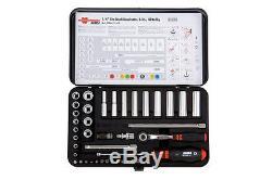 Wurth Zebra Véritable Assortiment Clé 1/4 Prise, 14 Pc Tool Set Mechanic Kit