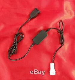 Yamaha Mt09 Kit Chargeur Usb Pour Connecteur Véritable Fz09 De Connexion Auxiliaire