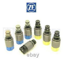 Zf 6hp19 6hp26 6hp32 Nouveau Zf Authentique 1068 298 044 7 Piece Solenoid Kit